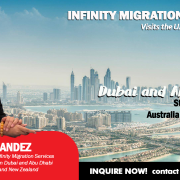 Dubai, Abu Dhabi Study, Live, Work in Australia and New Zealand